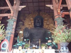 Daibutsu, Todaiji Temple
